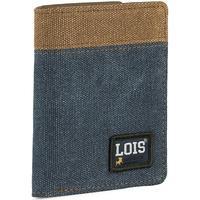 Taška Muži Náprsní tašky Lois BAYARD Vertikální Boy Portfolio Modré