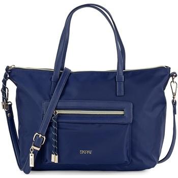 Taška Ženy Velké kabelky / Nákupní tašky Skpat CLARINGTON Taška s taškou přes rameno pro ženy Námořnictvo