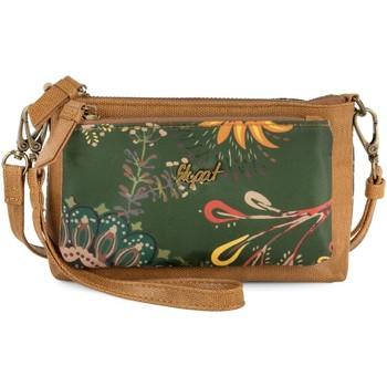 Taška Ženy Náprsní tašky Skpat LORETTE Nylon/Ecopiel peněženka na zápěstí pro ženy Brown