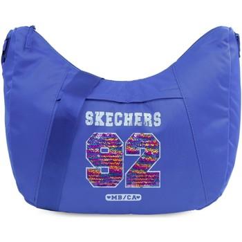 Taška Kabelky  Skechers STARLIGHT Unisex taška Modré tetování