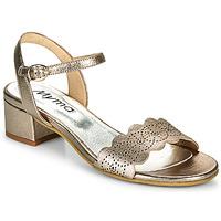 Boty Ženy Sandály Myma POULISSADE Zlatá