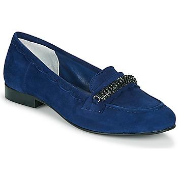 Boty Ženy Mokasíny Myma PIBINA Tmavě modrá