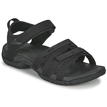 Boty Ženy Sandály Teva TIRRA Černá