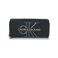 Taška Ženy Náprsní tašky Calvin Klein Jeans ZIP AROUND GLOW Černá