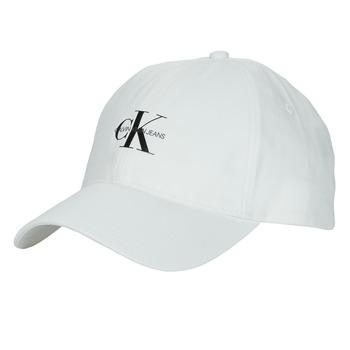 Textilní doplňky Kšiltovky Calvin Klein Jeans CAP 2990 Bílá
