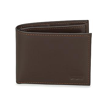 Taška Náprsní tašky Levi's CASUAL CLASSICS HUNTER COIN BIFOLD Hnědá