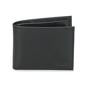 Taška Náprsní tašky Levi's CASUAL CLASSICS HUNTER COIN BIFOLD Černá
