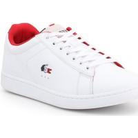Boty Muži Nízké tenisky Lacoste Carnaby Evo 317 3 SPM 7-34SPM0003042 white