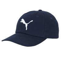 Textilní doplňky Kšiltovky Puma PCK6 ESS CAP Modrá