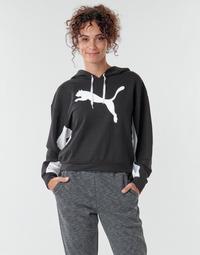 Textil Ženy Mikiny Puma Modern Sports Hoodie Černá