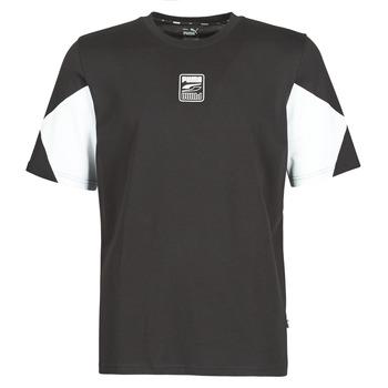 Textil Muži Trička s krátkým rukávem Puma REBEL ADVANCED TEE Černá
