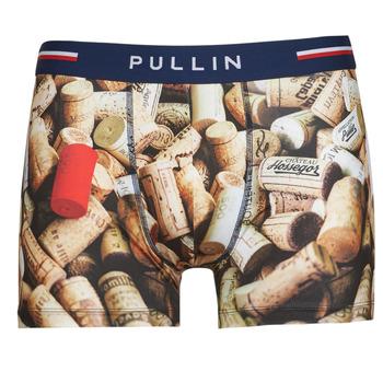Spodní prádlo  Muži Boxerky Pullin MASTER LYCRA
