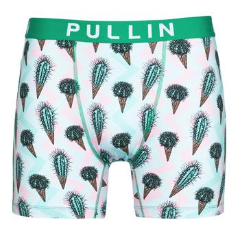 Spodní prádlo  Muži Boxerky Pullin FASHION 2 PRINTED COTTON