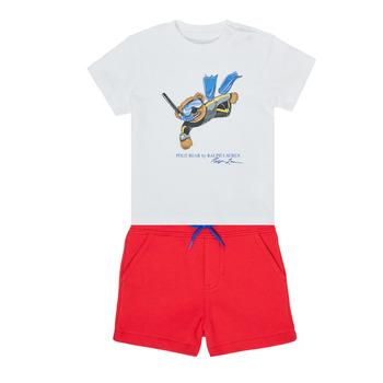 Textil Chlapecké Set Polo Ralph Lauren SOULA