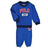 Textil Chlapecké Set Polo Ralph Lauren NOELLE Modrá