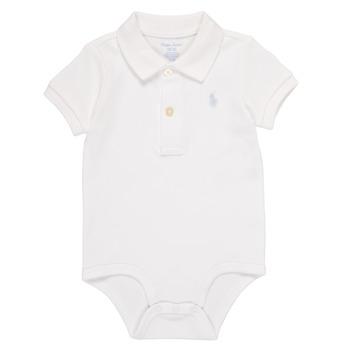 Textil Chlapecké Pyžamo / Noční košile Polo Ralph Lauren NOUVEL Bílá