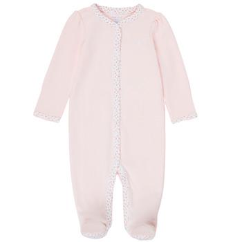 Textil Dívčí Pyžamo / Noční košile Polo Ralph Lauren PAULA Růžová
