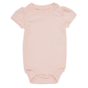 Textil Dívčí Pyžamo / Noční košile Polo Ralph Lauren POLINE Růžová