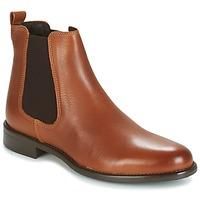 Boty Ženy Kotníkové boty Betty London NORA Velbloudí hnědá