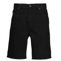 Textil Muži Kraťasy / Bermudy Diesel A02648-0HBAG-02 Černá