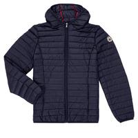 Textil Chlapecké Prošívané bundy JOTT HUGO Tmavě modrá
