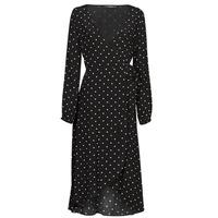 Textil Ženy Společenské šaty Guess NEW BAJA DRESS Černá