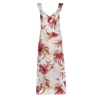 Textil Ženy Společenské šaty Guess CORA DRESS Bílá