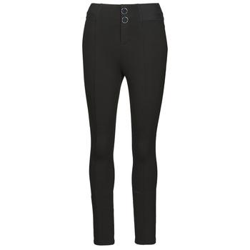 Textil Ženy Legíny Guess SEBASTIANA LEGGINGS Černá