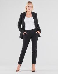 Textil Ženy Kapsáčové kalhoty Guess ZOE PANTS Černá