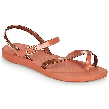 Boty Ženy Sandály Ipanema Ipanema Fashion Sandal VIII Fem Růžová