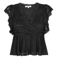 Textil Ženy Halenky / Blůzy Morgan DARLEY Černá
