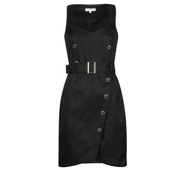 Textil Ženy Krátké šaty Morgan ROSITTA Černá