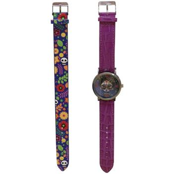 Hodinky & Bižuterie Dívčí Ručičkové hodinky Catrinas W-01-CT Morado