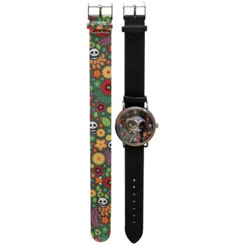 Hodinky & Bižuterie Dívčí Ručičkové hodinky Catrinas W-02-CT Negro