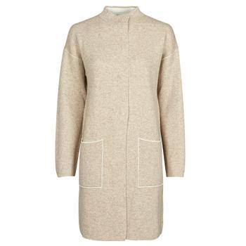 Textil Ženy Kabáty Benetton 1132E9071-62U Béžová