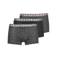 Spodní prádlo  Muži Boxerky Athena EASY STYLE X3 Černá / Šedá / Šedá