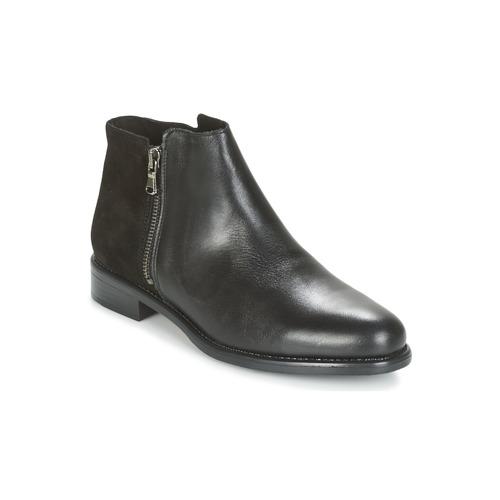 Kotnikove boty Betty London FIANI Černá 350x350