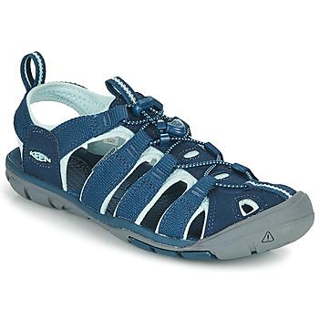 Boty Ženy Sportovní sandály Keen CLEARWATER CNX Modrá