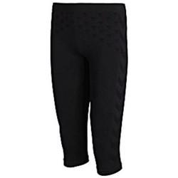 Textil Ženy Teplákové soupravy Hummel Collant 3/4 femme  Active Bee noir