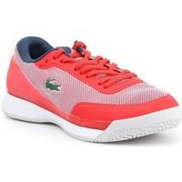 Boty Ženy Nízké tenisky Lacoste LT Pro Červené