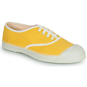 Boty Ženy Nízké tenisky Bensimon VINTAGE Žlutá