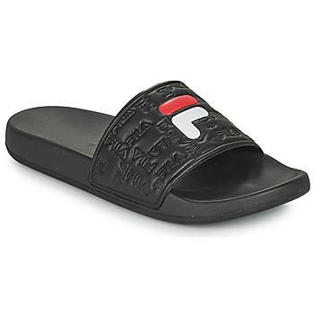 Boty Muži pantofle Fila BAYWALK SLIPPER Černá