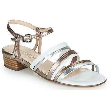 Boty Ženy Sandály Peter Kaiser PATIA Bronzová / Bílá