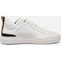 Boty Děti Nízké tenisky Blackstone Chaussures  UL83 blanc