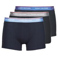 Spodní prádlo  Muži Boxerky Tommy Hilfiger TRUNK X3 Tmavě modrá
