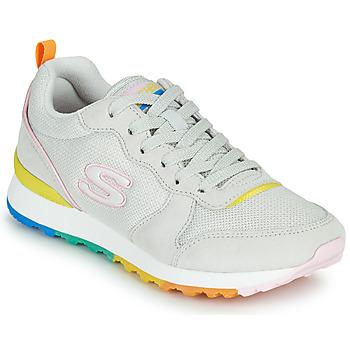 Boty Ženy Nízké tenisky Skechers OG 85 Bílá / Žlutá