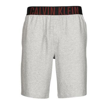 Textil Muži Kraťasy / Bermudy Calvin Klein Jeans SLEEP SHORT Šedá
