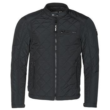 Textil Muži Bundy Replay M8000-83110 Černá