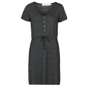 Textil Ženy Krátké šaty Deeluxe ALINA Černá