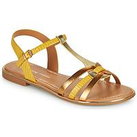Boty Ženy Sandály Moony Mood OSOM Žlutá